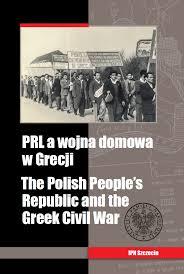 PRL a wojna domowa w Grecji